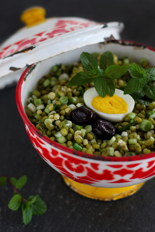 Mung Bean Salad 3