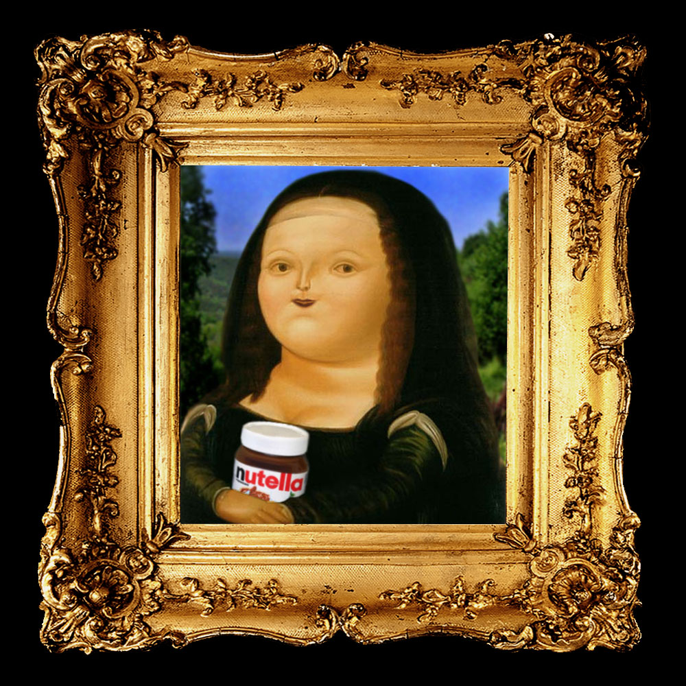 Nutel Lisa – World Nutella Day