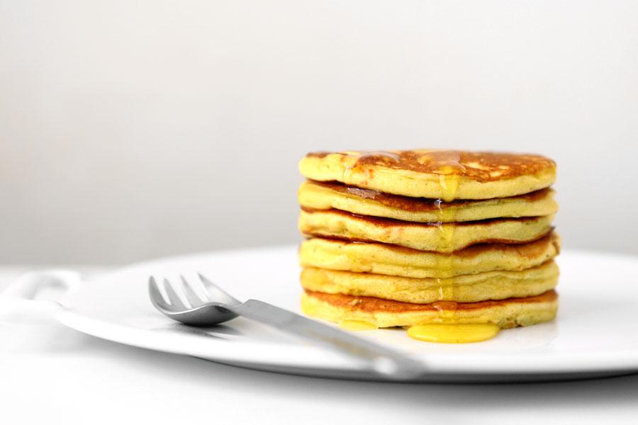 Portakallı Lorlu Pancake 2