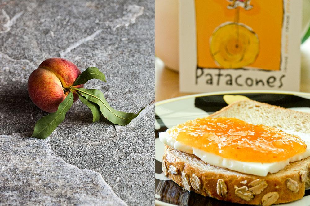 Peach, Mango & Vanilla Jam 2