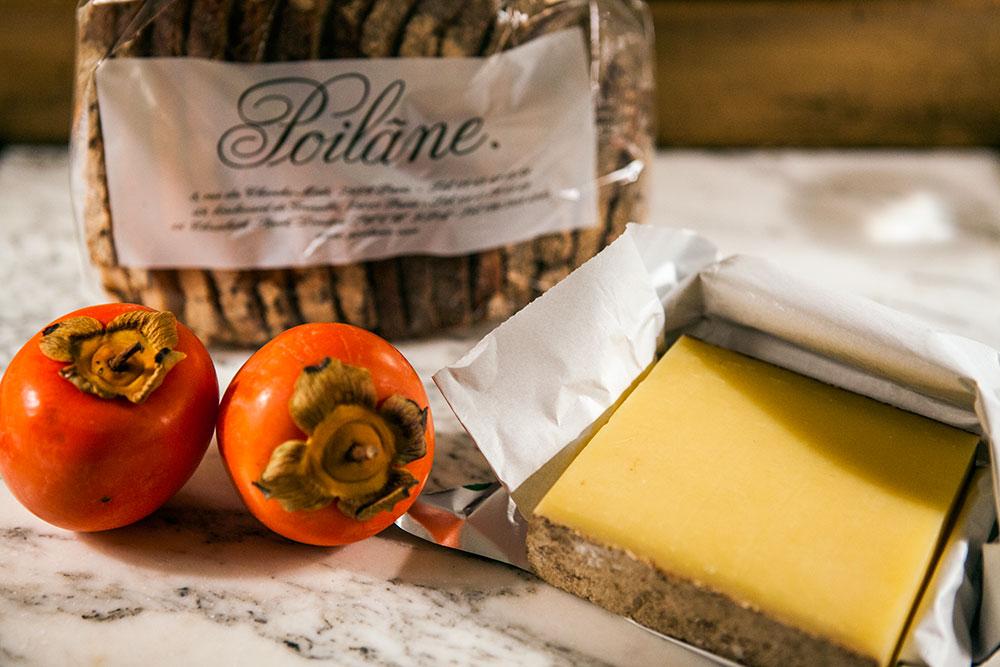 Poilane ve Comte Peyniri