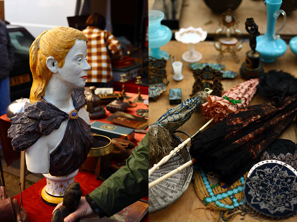 Paris Flea Markets - Puces de Vanves 22