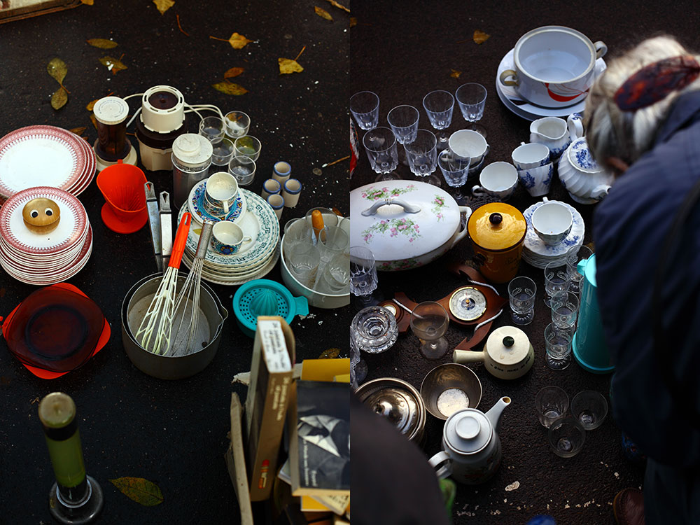Paris Flea Markets - Puces de Vanves 5
