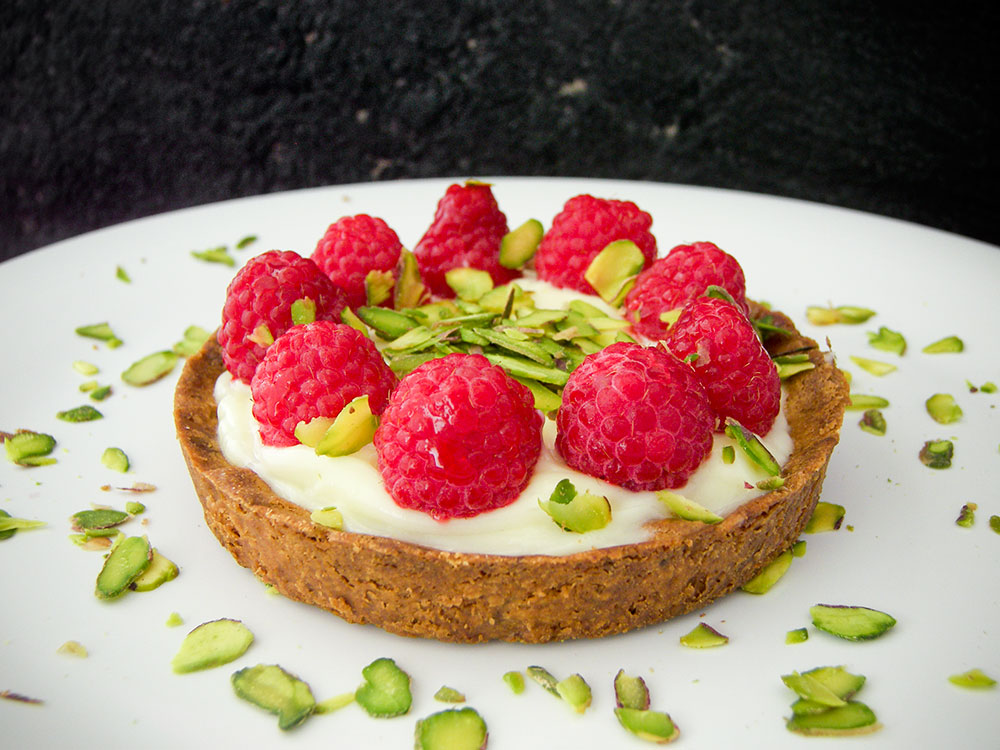 ... chocolate pistachio tart vegan gluten free milk chocolate pistachio