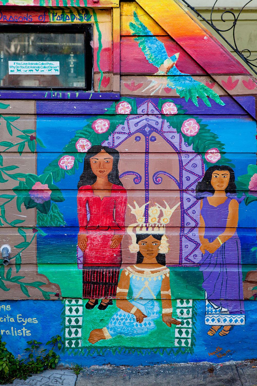 San Francisco Duvar Resimleri 4