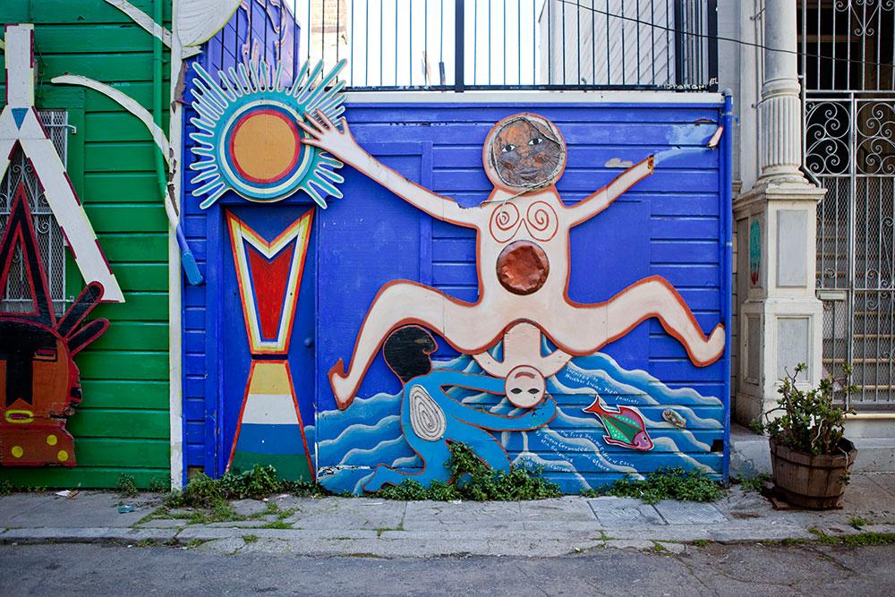San Francisco Duvar Resimleri 5