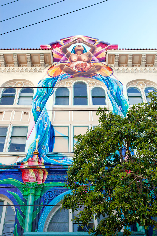 San Francisco Duvar Resimleri 8