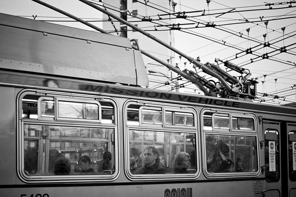 San Francisco Otobüs