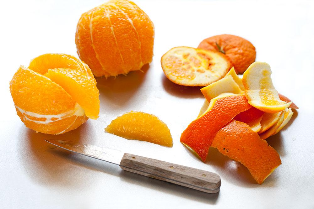 Segmented Oranges