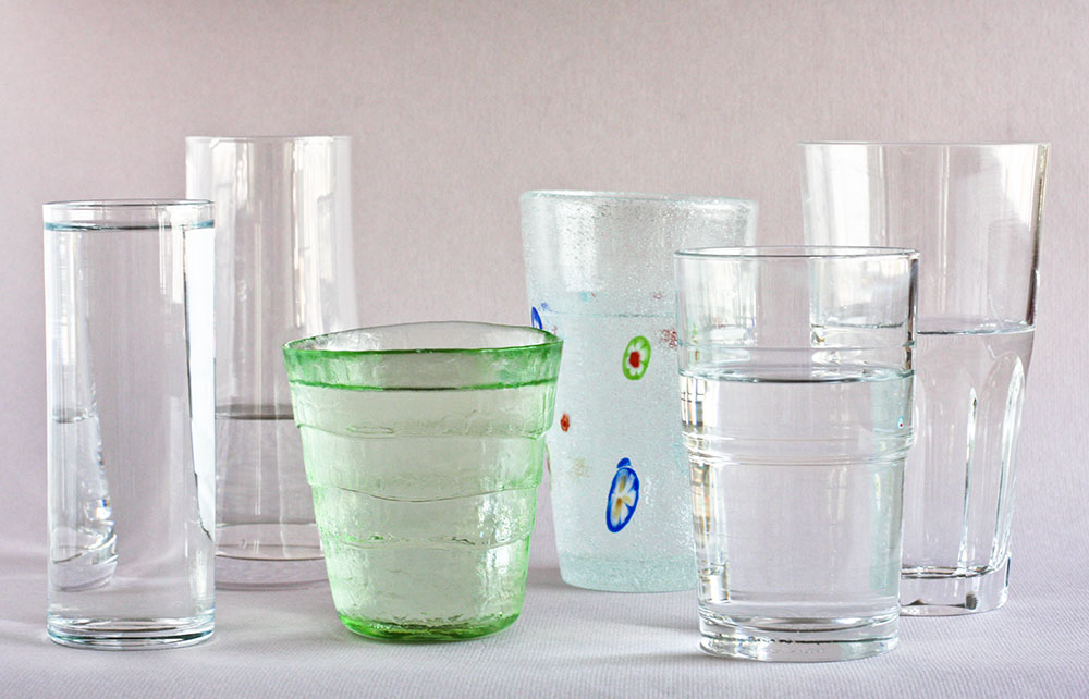 1 su bardağı un