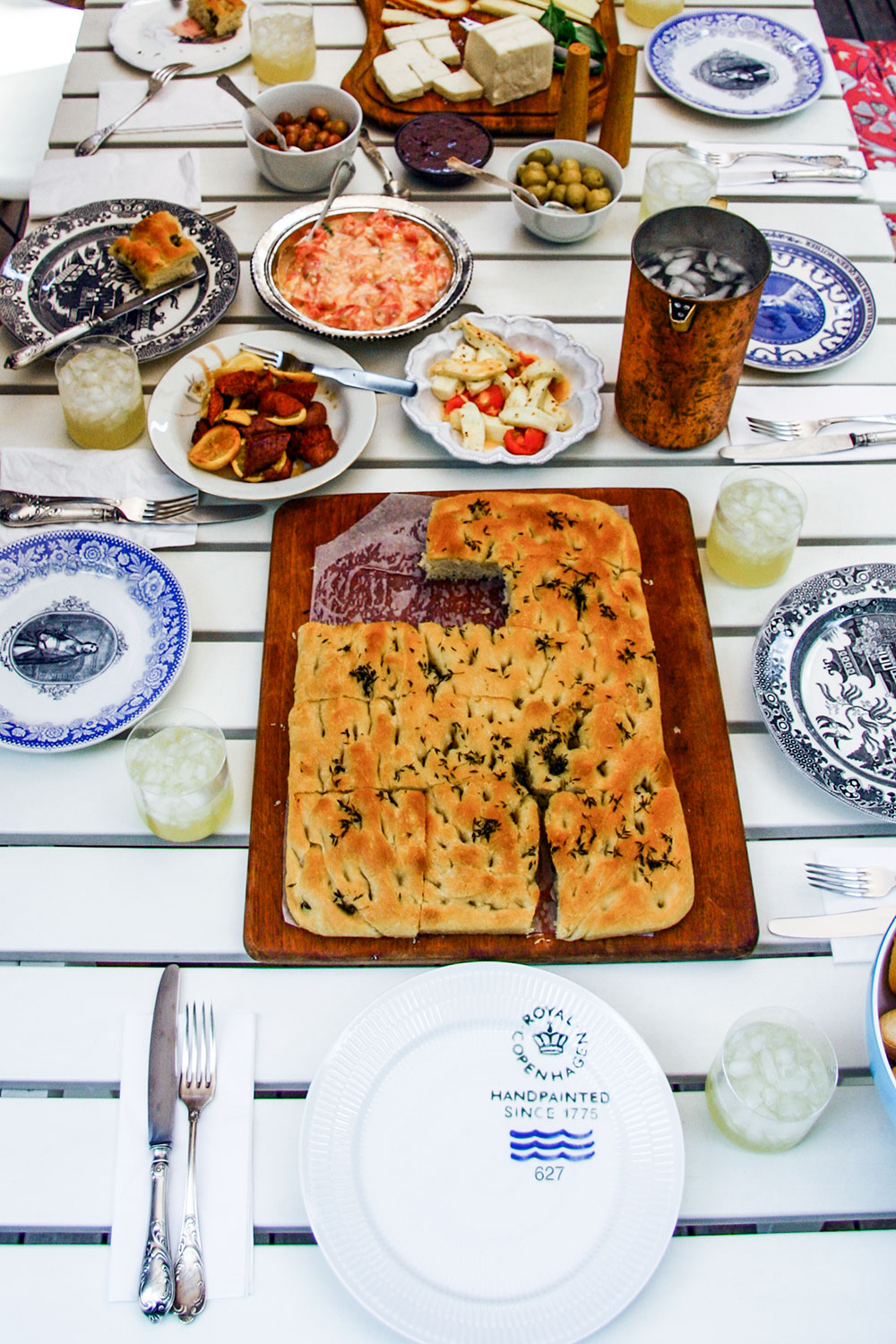 Focaccia and Sunday Brunch 7