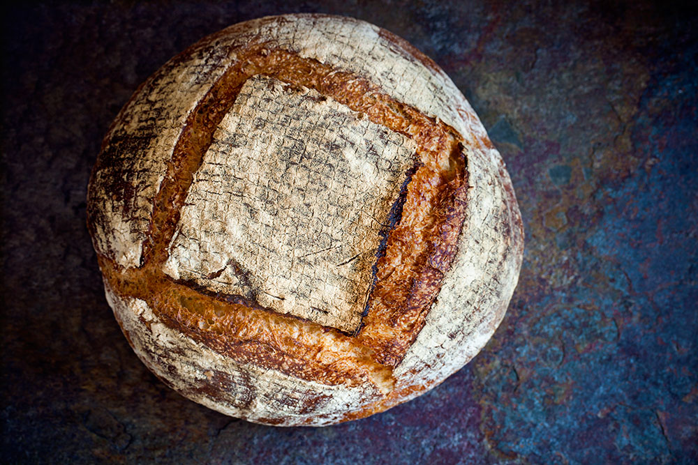 Tartine's Basic Sourdough Country Bread