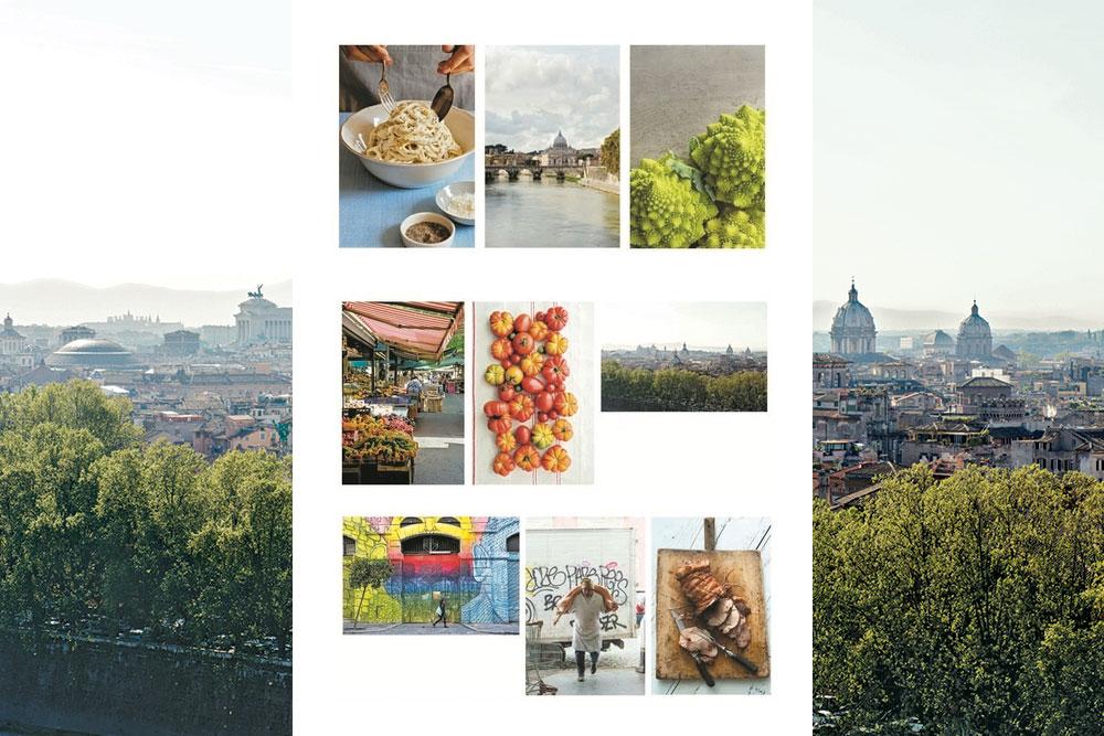 Tasting Rome – Photo prints