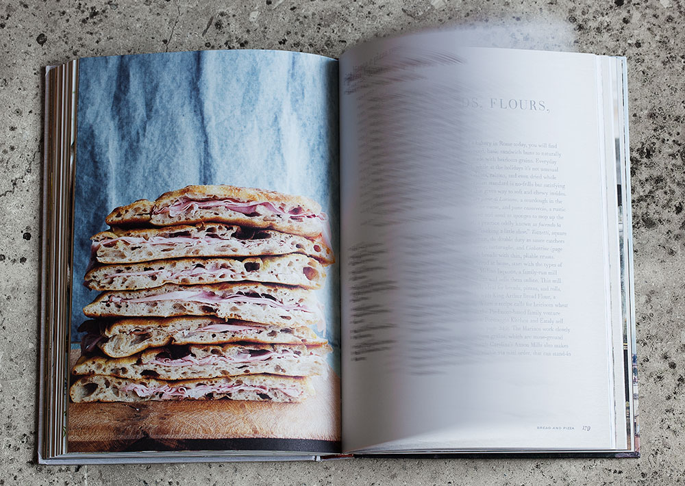 Tasting Rome – Pizza Bianca