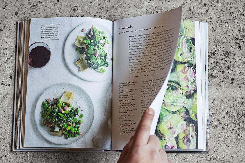 Tasting Rome – Vignarola