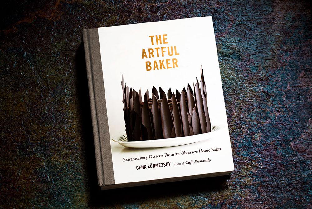 The Artful Baker cookbook
