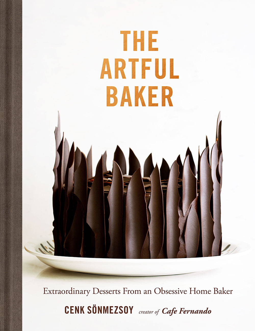 The Artful Baker - Front Cover