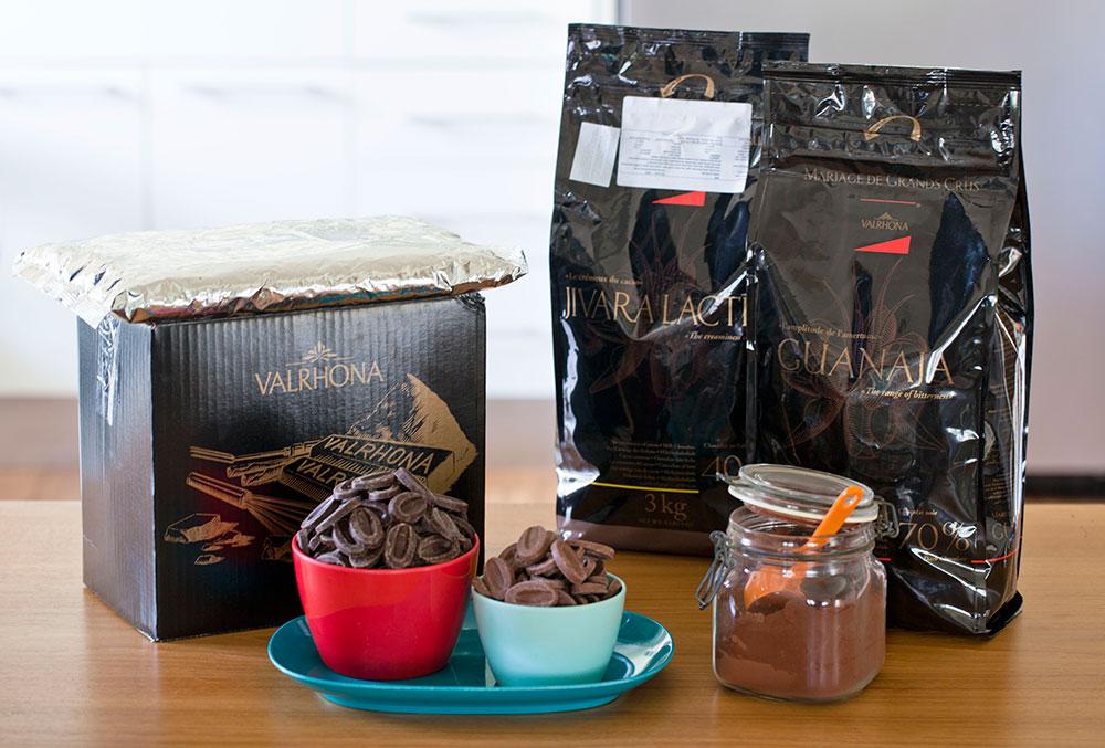 Valrhona Çikolata 2