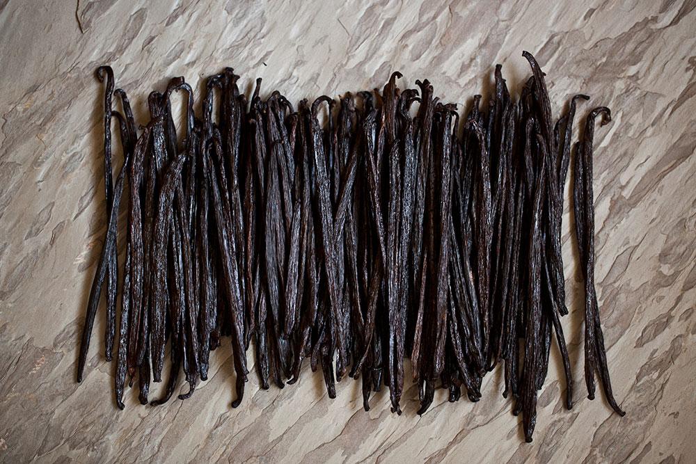 Vanilya Çubukları