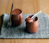 The Best Chocolate Mousse of Your Life Under 5 Minutes