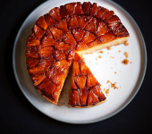 Pineapple and Coconut Upside-Down Cake