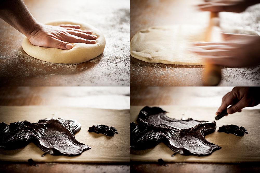 Çikolatalı Babka Hamur ve Harç